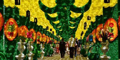 7 Maravilhas da Cultura Popular – Ruas Floridas de Redondo