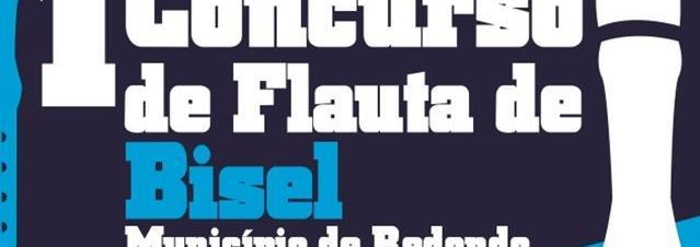 Cartaz do Concurso de Flauta Bisel