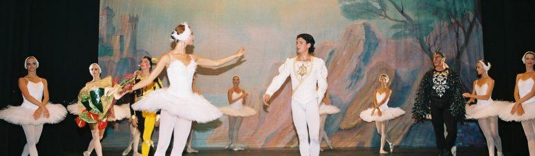 2006 - companhia de ballet da Moldávia