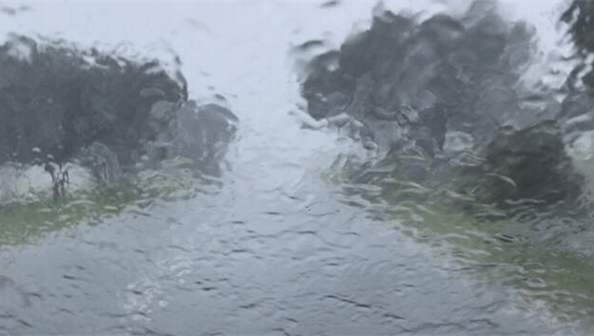 Aviso Laranja para precipitação