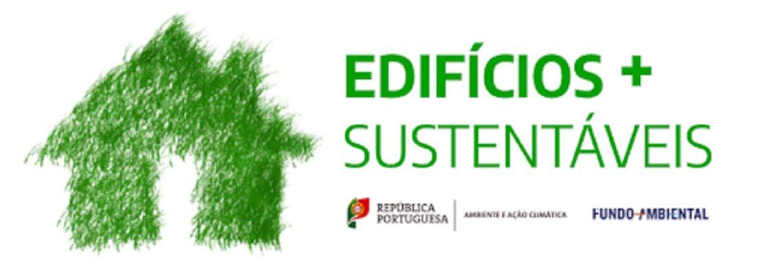 Programa de Apoio a Edifícios Mais Sustentáveis tem candidaturas abertas