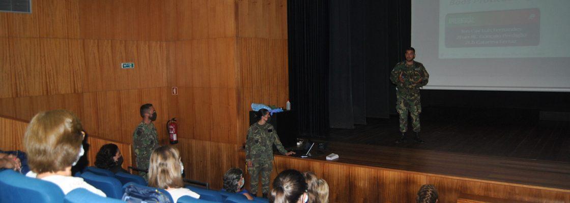 Formação Exército3
