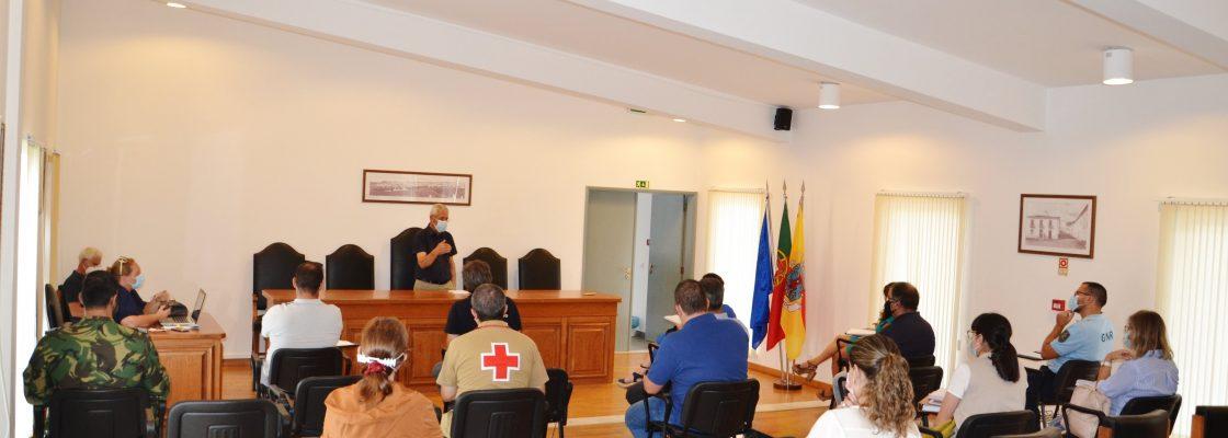 Reunião PROTEÇÃO CIVIL2