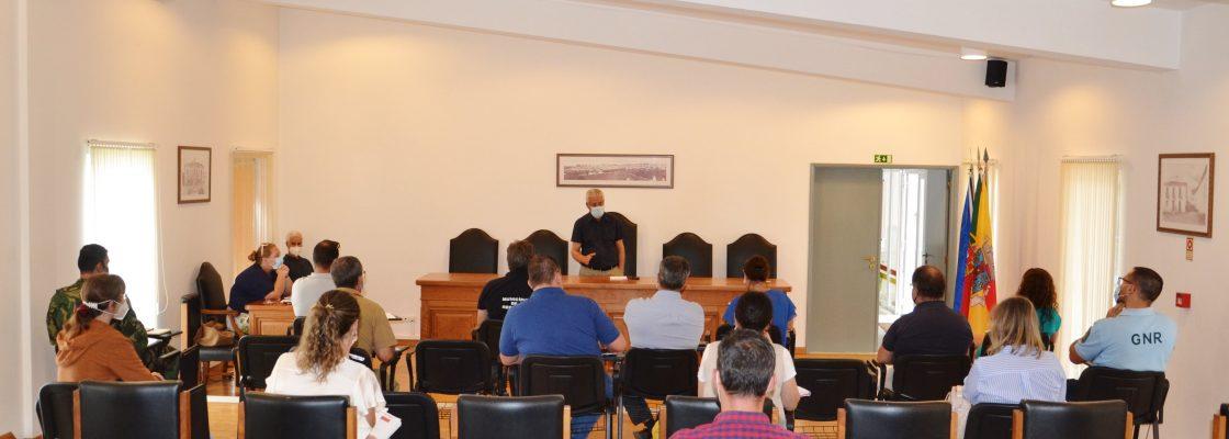 Reunião PROTEÇÃO CIVIL3