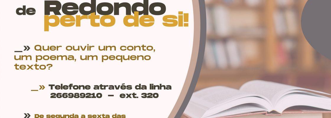 A Biblioteca Municipal de Redondo – Perto de si
