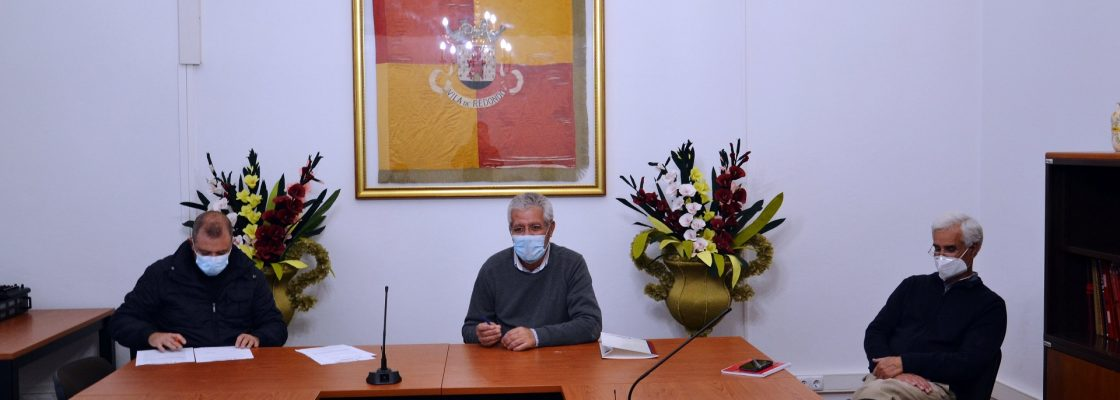 Câmara Municipal de Redondo e Associação BTT Serra D´Ossa formalizam parceria
