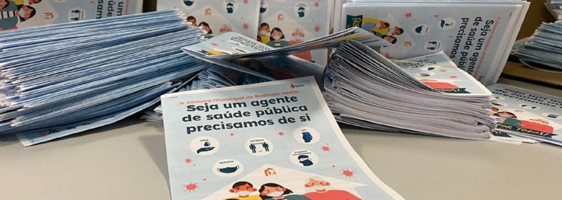 """Consulte o folheto da nossa campanha """"Seja um agente de saúde pública – Precisamos de s..."""