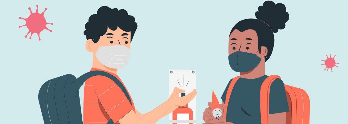 """Campanha """"Seja um agente de saúde pública – Precisamos de si"""""""