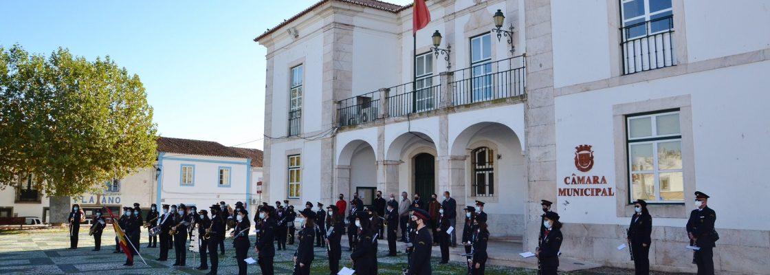 SFMR assinala Dia da Restauração da Independência de Portugal