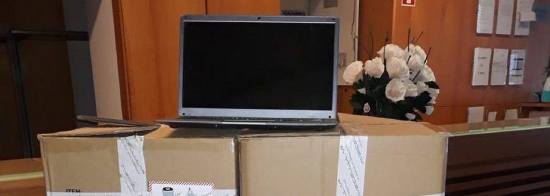 Câmara Municipal de Redondo disponibiliza computadores portáteis ao Agrupamento de Escolas para...