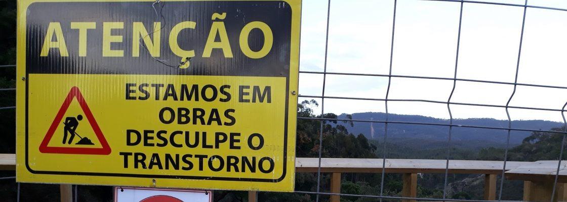 Passadiço da Serra D´Ossa