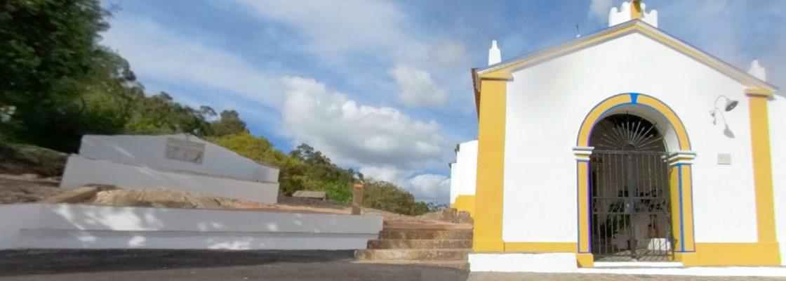 Faça uma visita virtual ao Percurso Pedonal da Serra D´Ossa
