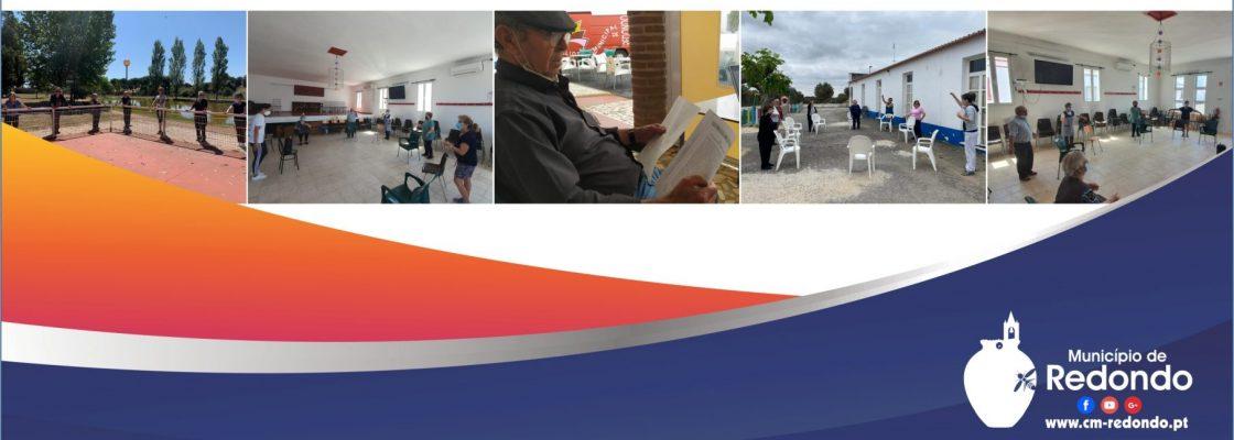 Venha conhecer o Polo de Redondo da UPTE | 12 de junho | Jardim Municipal de Redondo | das 10h00 ...
