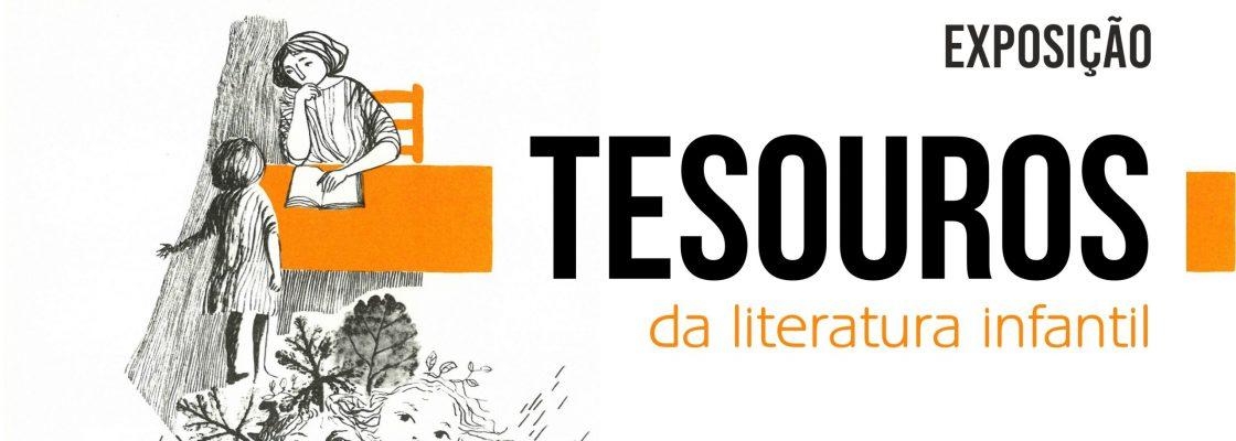 """Exposição """"Tesouros da literatura infantil""""   de 02 a 30 de junho   Biblioteca Muni..."""