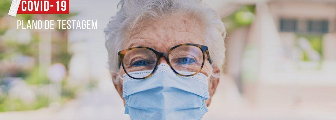 Covid-19: Mesmo vacinado, é importante continuar a ser testado