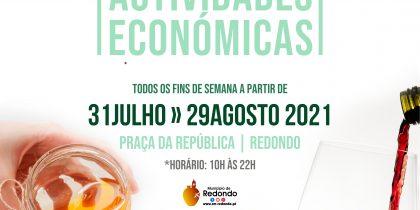 Mostra de Artesanato | 31 de julho a 29 de agosto | Praça da República | Redondo