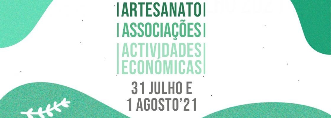 Mostra de Artesanato   31 de julho e 01 de agosto   Praça da República   10h00 às 22h00