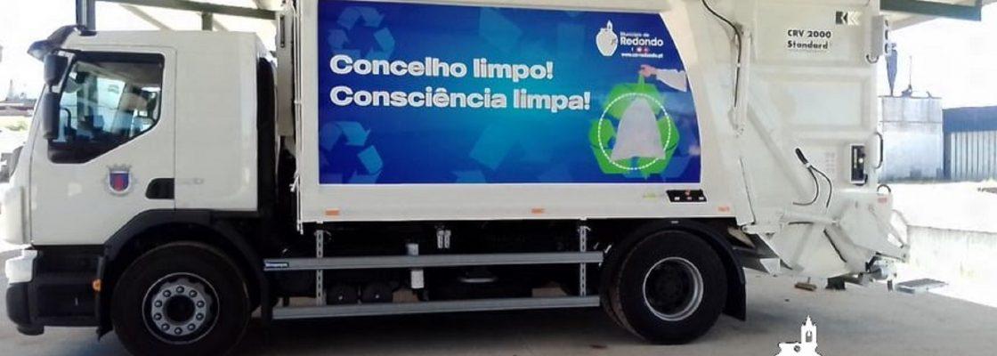 Câmara Municipal de Redondo reforça limpeza no concelho