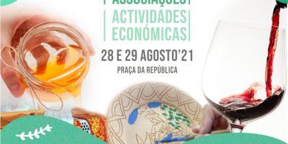 Mostra de Artesanato   28 e 29 de agosto   Praça da República   Redondo   10h – 22h