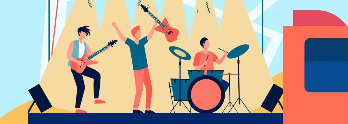 Música em Movimento – Ruído à Portuguesa | 8 e 15 de agosto